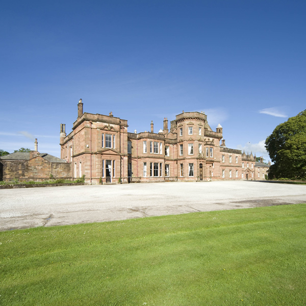Netherby Hall built by CSU Web Design
