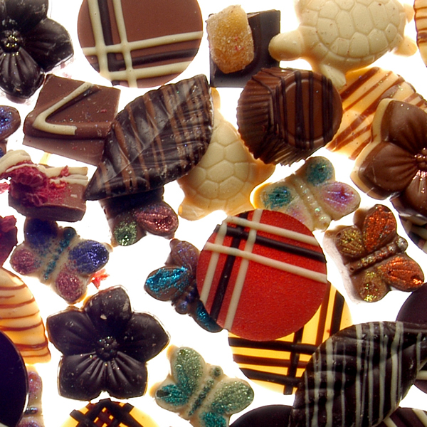 The Moniaive Chocolatiers built by CSU Web Design